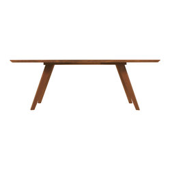 Alden Dining Table, Walnut