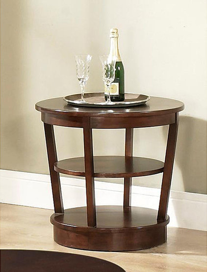 contemporary side tables and accent tables by Overstock