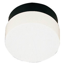 Progress Lighting - Progress Black With Polycarbonate Exterior/Interior Wall Or Ceiling Mount - Condition: New - in box