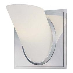 George Kovacs - Angle 1-Light Bath Bar - Angle 1-Light Bath Bar