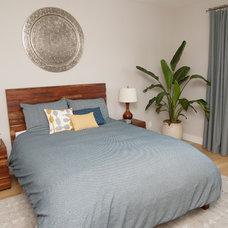 Bedroom by Jill Cordner Interior Design
