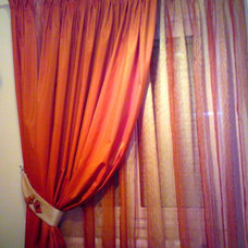 asian curtains by elegance