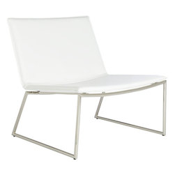 triumph chalk lounge chair -