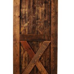 Gallatin Door Unfinished -