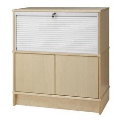 IKEA of Sweden - EFFEKTIV Storage combination - Storage combination, birch veneer