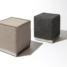 Ottomans And Cubes by Codor Design
