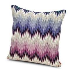 Missoni Home - Missoni Home | Phrae Pillow 16x16 - Design by Rosita Missoni.