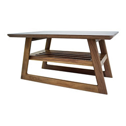 Moderncre8ve - The Clevelander Mid Century Inspired Coffee Table - New Original Design!