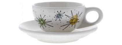 Starburst motifs