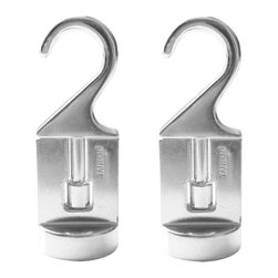 "Cooks Standard - Cooks Standard Pot Rack Solid Cast Swivel Hook, Set of 2 ,NC-00315 - What's in Box: 2 Pan Hooks, made of solid cast aluminum, strong and sturdy construction, ensure long time use. Can be used in all model of ""Cooks Standard"" Pot Rack, for expending the capacity of Pot Rack."