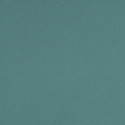 Teal Solid Cotton Denim Twill Upholstery Fabric By The Yard - This upholstery grade twill fabric, is great for all indoor applications. It is made from 100 percent cotton, and is rated heavy duty.