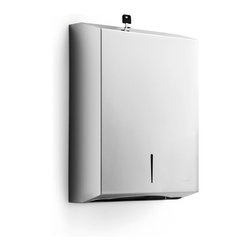 WS Bath Collections - WS Bath Collections Otel Toilet Paper Holder - Paper Towel Dispenser