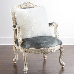 Lucy Accent Chair -