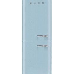 Smeg - 50's Retro Style Refrigerator-Freezer -