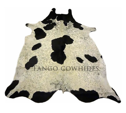 Natural Cowhides (A10) Size L - 100% Natural Argentina Quality