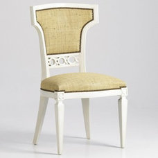 Contemporary Dining Chairs by Jan Showers
