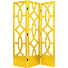 Traditional Screens And Room Dividers by Ruby Plaza