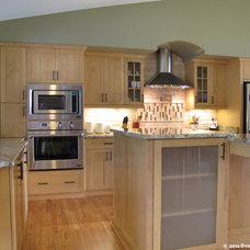 Modern Kitchen by Design Freedom, inc.
