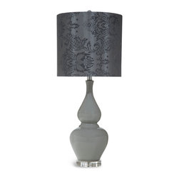 Bassett Mirror - Bassett Mirror Olney Table Lamp - Olney Table Lamp