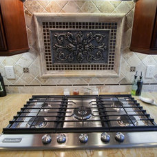 Modern Tile by Kitchens Etc. of Ventura County
