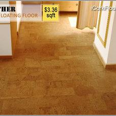 Modern Floors by iCork Floor