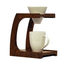 modern coffee makers and tea kettles by Clive Coffee