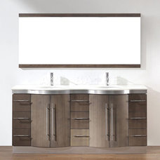 Modern Bathroom Vanities And Sink Consoles by House Depot