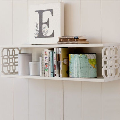 Contemporary Display And Wall Shelves  by PBteen