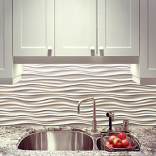 Contemporary Tile by modularArts