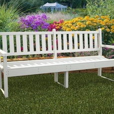 Traditional Outdoor Stools And Benches by ecoshop.makufurniture.com