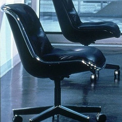 Office chair without arms office chairs find ergonomic - Knoll life chair parts ...