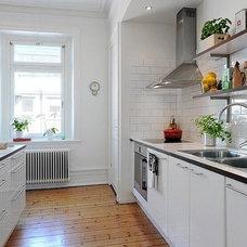 30 Scandinavian Kitchen Ideas That Will Make Dining a Delight | Freshome