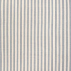 Jaipur Rugs - Flat-Weave Durable Wool Blue/Ivory Area Rug - A playful take on a cabana stripe these wool flat-weave rugs can live from coast to coast.  Vertical stripes can emphasize the length of a room. Origin: India