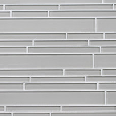 Contemporary Mosaic Tile by Rocky Point Tile