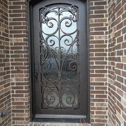 Iron Doors - Design C-406-01