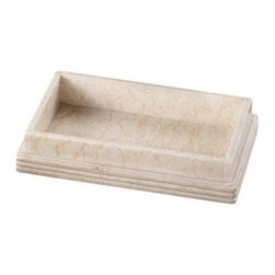 Creative Home Pedestal Marble Guest Towel Tray - About Creative Home™Bringing fresh, innovative products to the marketplace is priority at Creative Home™. Offering mainly kitchenware and bath accessories, the team at Creative Home collaborates with a variety of design groups and uses an assortment of resources to spot market trends. Known for using refreshing materials such as marble or eco-friendly bamboo for pantryware, serveware, or bath accessories, and for using sleek stainless steel or enamel on steel for tea kettles, mugs, and more, Creative Home presents a product line that meets the needs of today's consumers. There's no place like Creative Home, a company that consistently excels in quality design, function, and value.