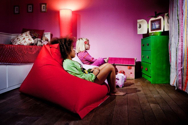 Modern Kids Chairs by Loopee Design