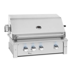"Summerset Grills - 36"" Alturi Stainless Steel Natural Gas Grill - All #304 Stainless Steel Construction"