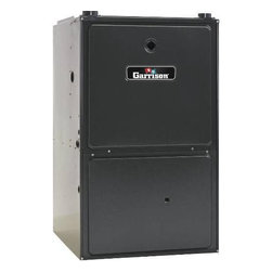 Garrison - Garrison GX 95% High Efficiency 90 k BTU Gas Furnace 4 Ton Downflow GCH950904CX - Garrison GX GCH950904CX 92,000 BTU 1,600 CFM Gas Furnace, 95% AFUE, 2 Stage Multi-Speed Blower - Downflow/Horizontal
