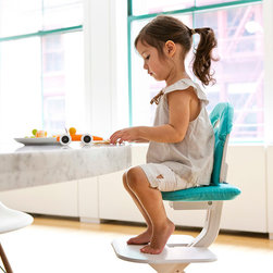 Svan Essential High Chair - The Signet Essential High Chair encourages interaction at the family table from an early age. Its ergonomic design and EASY convertibility (no sweating or multiple tools needed here) fits beautifully into any home. It's safety certified and easy to clean.