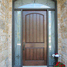 traditional front doors by Duxton Windows & Doors