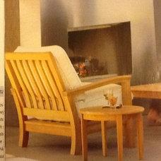 Sillón madera. Casa & Campo #139 pág. 10