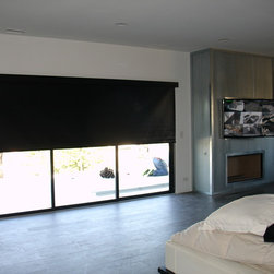 Roller Shades, Solar Shades and Such -