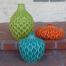 Modern Vases by Hayneedle
