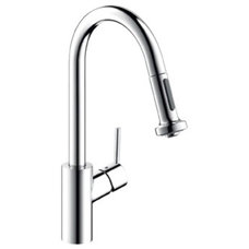 Contemporary Kitchen Faucets Talis S² Talis S HighArc Kitchen Faucet
