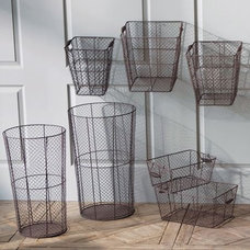 Eclectic Baskets by Mothology
