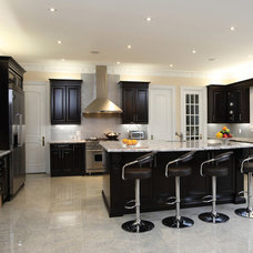 Contemporary Kitchen Hoods And Vents by ExpressDecor