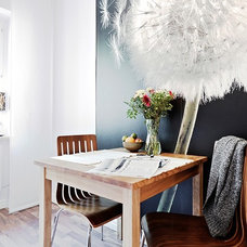 Industrial Dining Room by ReNew Design