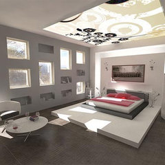 For the Home / Bedroom Designs: Modern Interior Design Ideas & Photos | Designs