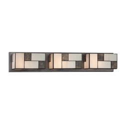 Designers Fountain - Designers Fountain 84103  3 Light Bathroom Fixture from the Bradley Collection - Features: